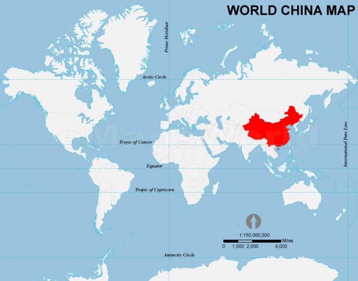 Mapa Del Mundo China.Chino Mapa Del Mundo China Mapa Del Mundo Asia Oriental Asia